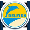 Logo Schwimmschule DELFISH